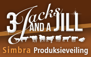 3 Jacks and a Jill Simbra Produksieveiling